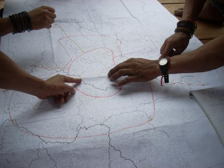 Mapping and cultural documentation